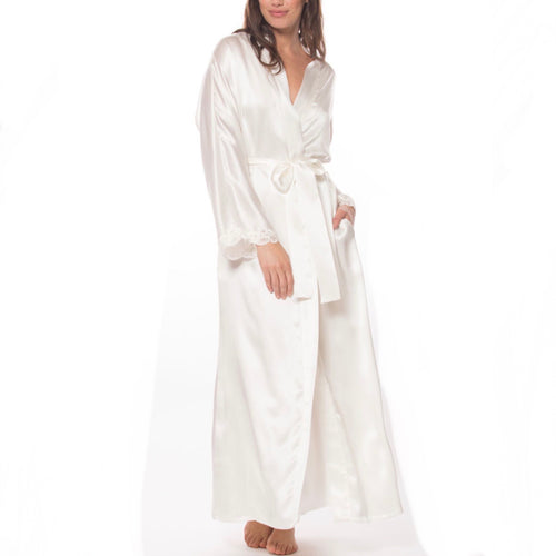 Boudoir Long Robe - Maisonette Shop