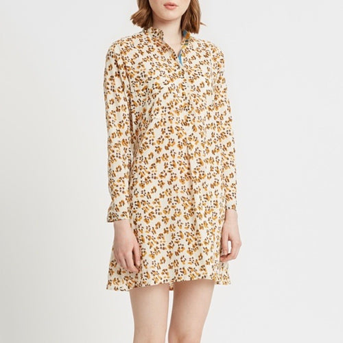 Short Leopard Kurta - Maisonette Shop
