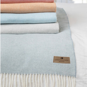 Herringbone Italian Throws by Lands Downunder