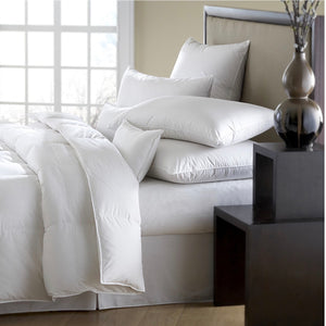 Mackenza 560 Fill Power White Down Comforter - Maisonette Shop