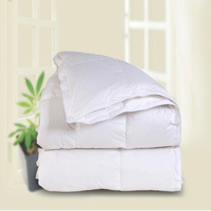 3-1 Anytime 600 Fill Power White Goose Down Comforter - Maisonette Shop