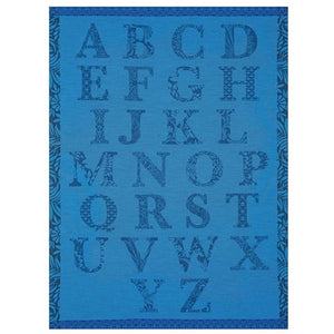 Abcedaire Tea Towel