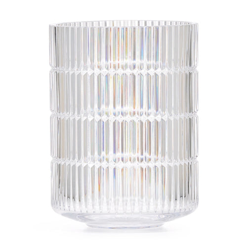 Prisma Crystal Wastebasket - Maisonette Shop