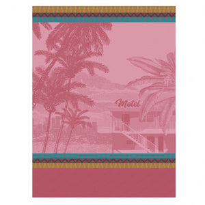 Voyage en California Tea Towels