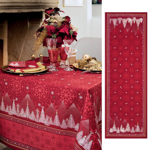 Megève Table Runner - Maisonette Shop