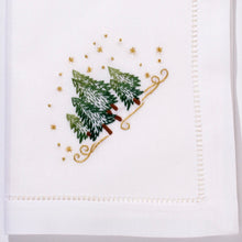 Load image into Gallery viewer, Pine Trees Napkins