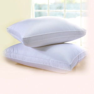 Himalaya Gusseted 800 Fill Power Siberian White Goose Down Pillow - Maisonette Shop