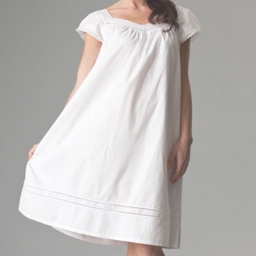 Veronica Nightgown - Maisonette Shop