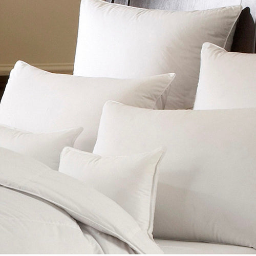 Logana 920 Fill Power Canadian White Goose Down Batiste Pillow - Maisonette Shop