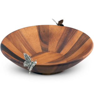 Butterfly Salad Bowl - Maisonette Shop