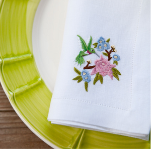 Colibri Napkin Set - Maisonette Shop