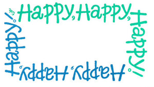 Happy Happy Happy —Tish - Maisonette Shop