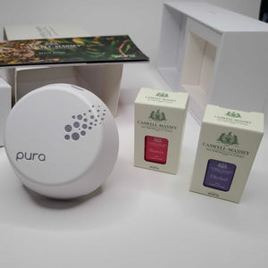 Pura X Caswell-Massey Home Fragrance Diffuser
