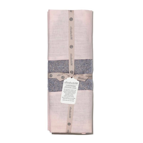 Lavender Linen Drawer Liners - Maisonette Shop