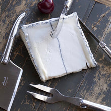 Load image into Gallery viewer, Stainless Steel Mini Fork Tipped Cheese Knife - Maisonette Shop