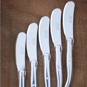 Stainless Steel Cheese Spreader - Maisonette Shop