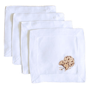 Cookies Cocktail Napkins - Maisonette Shop