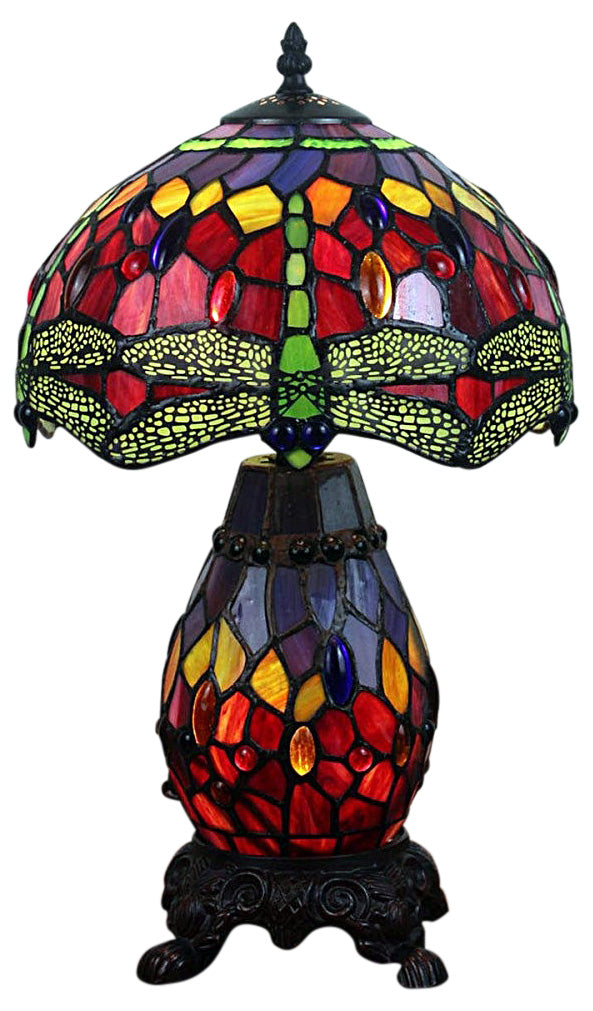 A Brief History of Tiffany Lamps