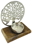 Tree of Life Candle Holder 20cm