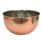 Large Hammered Copper Coloured Bowl | Shop at Ralph Bentley UK