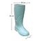 Ceramic Wellington Boot Planter Green 36cm