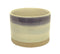 Blue Striped Ceramic Planter | Shop at Ralph Bentley UK