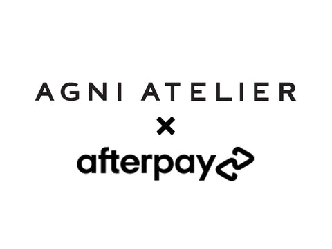 afterpay agni atelier