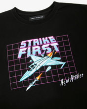 Load image into Gallery viewer, strike first t shirt agni atelier