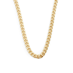 Gold Plated Silver Scale Necklace - sergedenimes