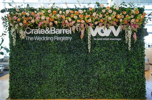 """CHOOSE LOVE"" WITH CRATE AND BARREL & VOW"