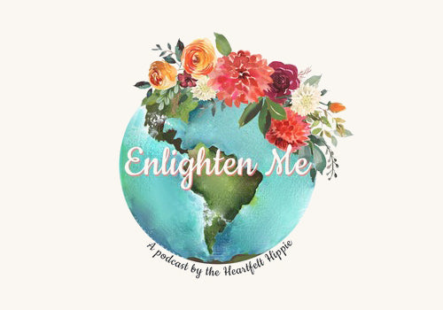 THE HEARTFELT HIPPIE PODCAST: ENLIGHTEN ME ON CONFLICT DIAMONDS