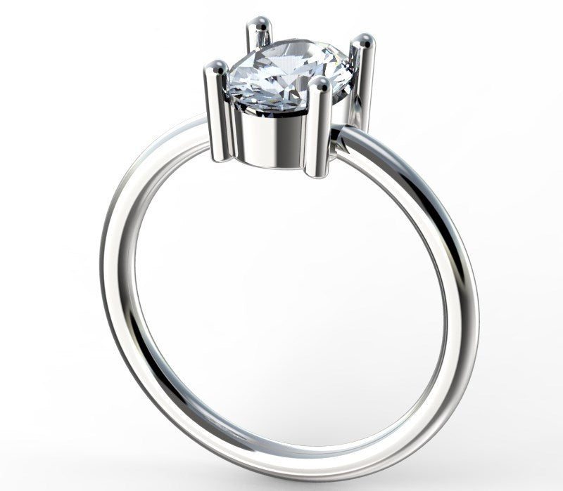 Whole Lotta Love Engagement Ring
