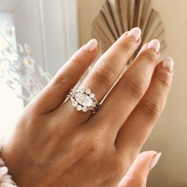 Bohemian Rhapsody Engagement Ring