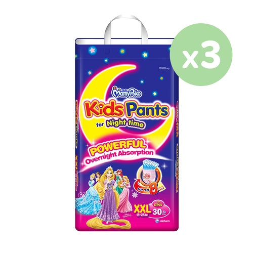Kids Pants Girl - XXL30 x 3 packs