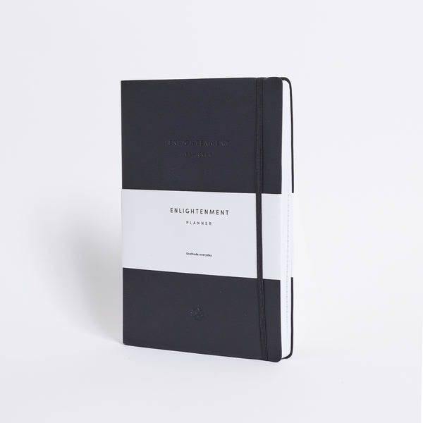 Enlightenment Planner, Black