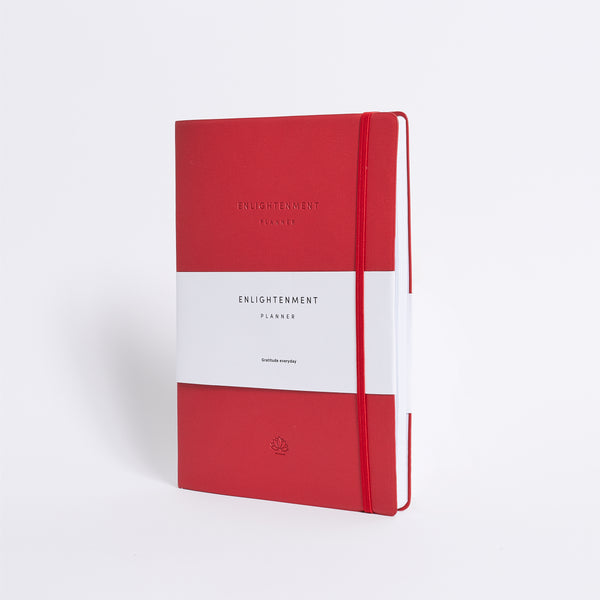 Enlightenment Planner, Red
