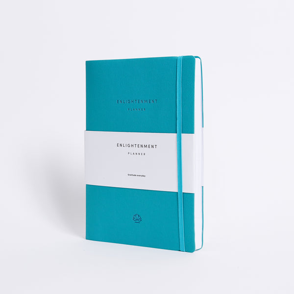 Enlightenment Planner, Turquoise
