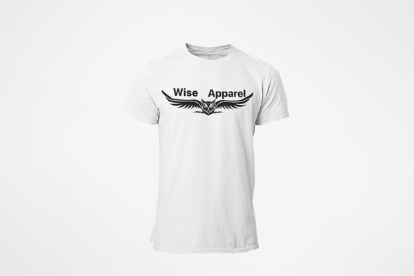 Wise Apparel Logo Tee