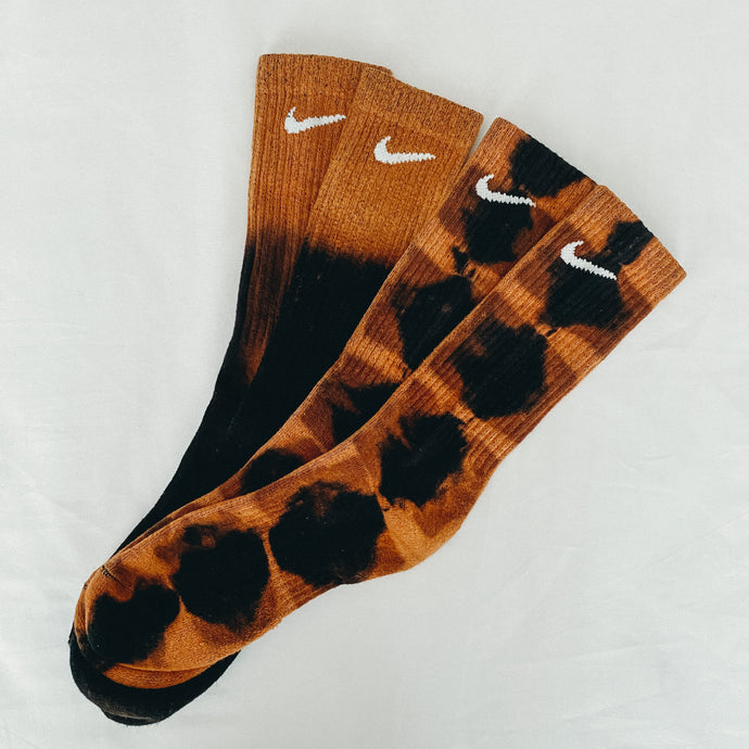 Reverse Tie Dye Sock 2-Pack (Limited Edition)