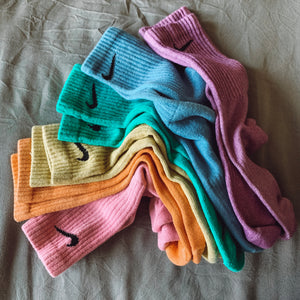 ONE COLOR WONDER SOCKS