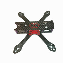 Charger l'image dans la galerie, Martian II 220 220mm 4mm Arm Thickness Carbon Fiber Frame Kit w/ PDB For RC Drone