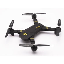 Charger l'image dans la galerie, VISUO XS809HW WIFI FPV With Wide Angle HD Camera High Hold Mode Foldable Arm RC Drone Quadcopter RTF