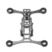 Charger l'image dans la galerie, MI110 110mm Carbon Fiber DIY Micro Mini FPV RC Quadcopter Frame Kit Support 8.5x20 Coreless Motor