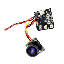 Charger l'image dans la galerie, Turbowing 5.8G 48CH 25mw 700TVL Wide Angle FPV Transmitter Camera NTSC/PAL Combo for FPV Multicopter