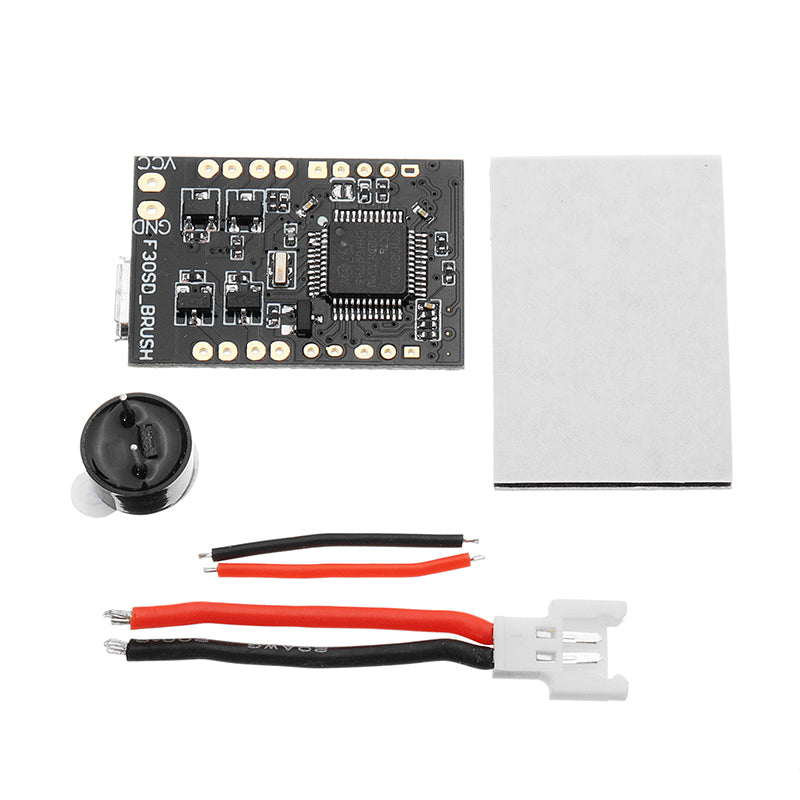 Realacc F3 V1.0 Betaflight Brushed Flight Control Board Integrated OSD with Buzzer STM32 F303 MPU600