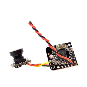 Turbowing 5.8G 48CH 25mw 700TVL Wide Angle FPV Transmitter Camera NTSC/PAL Combo for FPV Multicopter