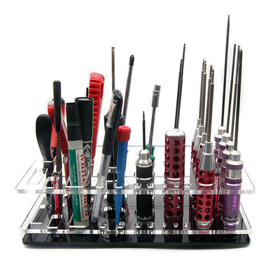 Align Tarot Screwdriver Acrylic Tool Placement Rack Stand Case Holder