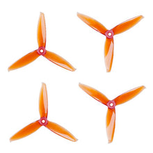 Charger l'image dans la galerie, 2 Pairs Gemfan Flash 5152 5.1x5.2x3 3 Blade CW CCW PC Propeller for 180 250 280 for RC Drone