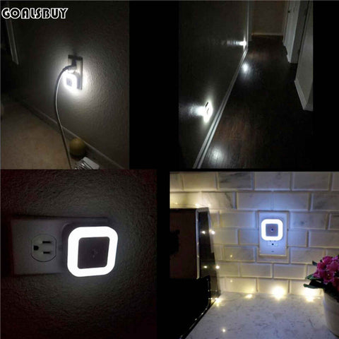 Light Sensor Control Stair Bedroom Lamp