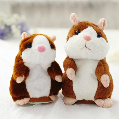 Lovely Sound Record Repeat Hamster (15cm )